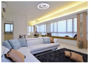 Thiết kế nội thất giúp căn hộ chung cư đẹp lung linh