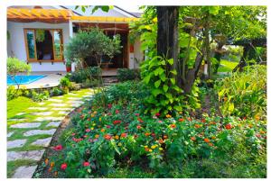 Nhà vườn đẹp hoàn hảo ở TP Hồ Chí Minh