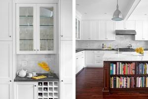Thiết kế phòng bếp đẹp với nội thất sang trọng