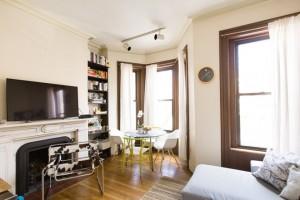 Căn hộ 2 tầng mini được thiết kế hợp lý