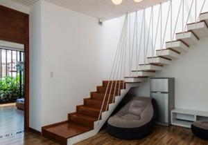 Thiết kế ngôi nhà hơn 200 m2 ở Nha Trang đẹp như mơ