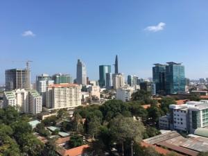 Mua căn hộ view đẹp chênh 20 triệu/m2