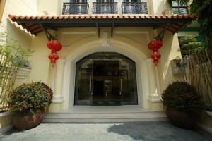 Ngôi nhà có kiến trúc độc đáo giữa TP Hồ Chí Minh
