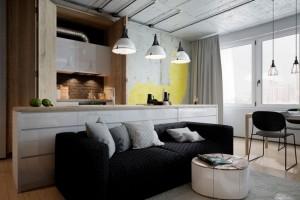 Thiết kế căn hộ cho người yêu sự trẻ trung
