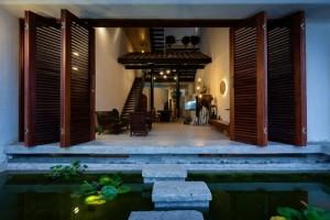 Thiết kế ngôi nhà đẹp có 3 thế hệ cùng chung sống
