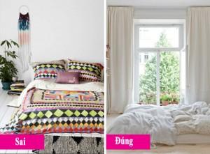 Thiết kế phòng ngủ hợp lý không phải ai cũng biết