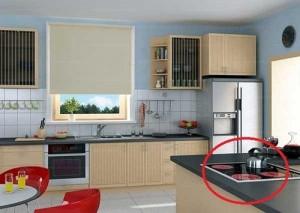 4 kiêng kỵ phòng bếp cấm phạm phải