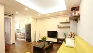 Những gợi ý bố trí nội thất cho chung cư 2 phòng ngủ
