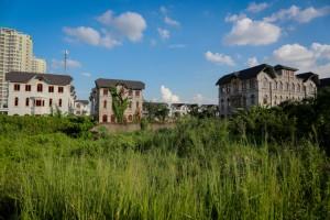 Biệt thự hạng sang hoang tàn nằm giữa Sài Gòn
