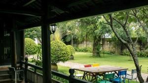 Nhà vườn yên tĩnh giữa lòng Sài Gòn