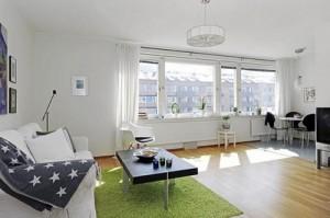 Căn nhà 44 m2 đủ tiện nghi, đẹp và rộng không tưởng