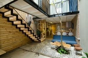 Ngôi nhà 46 m2 có chi phí hoàn thiện 480 triệu đồng