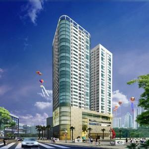 Tổ hợp thương mại, nhà ở gần 40 tầng tại Hà Nội