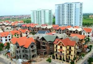 Giá đất nền ở Hà Nội tăng 10%