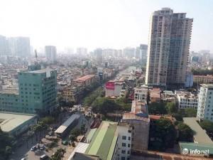 Giá căn hộ cao cấp tăng cao nhất 10% năm 2017
