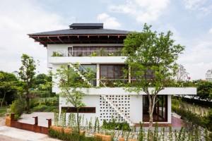Những ngôi nhà Việt do kiến trúc sư người Nhật thiết kế