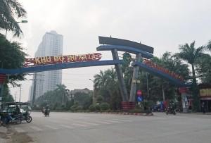Thanh tra loạt dự án bất động sản ở Hà Nội