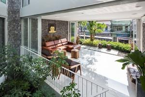 Thiết kế ngôi nhà ở Nha Trang được báo nước ngoài ca ngợi