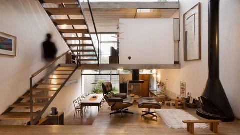 Phong thủy kiến trúc nhà lệch tầng