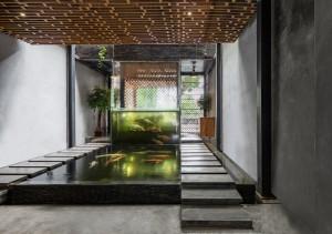 Thiết kế ngôi nhà Hà Nội đoạt giải quốc tế