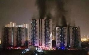 Ai phải chịu trách nhiệm bồi thường khi cháy chung cư?