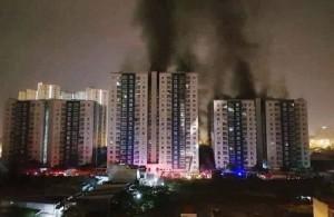 Bộ xây dựng yêu cầu rà soát nhiều công trình sau vụ cháy chung cư Carina