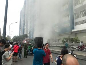 Chung cư bắt buộc phải mua bảo hiểm cháy nổ từ 15