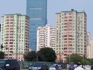 Những chung cư mới ở Hà Nội nhếch nhác và xấu xí