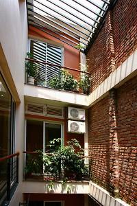 Những thiết kế giếng trời gây tác hại cho ngôi nhà