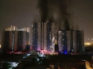 Nhiều đơn vị liên đới trách nhiệm sau vụ cháy chung cư Carina