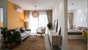 Thiết kế căn hộ của thế hệ vàng