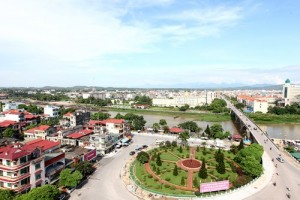 Bất động sản tại thành phố cửa khẩu Móng Cái tiềm năng phát triển
