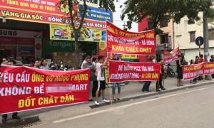 Chung cư Hà Nội cảnh báo phòng cháy sau hỏa hoạn Carina