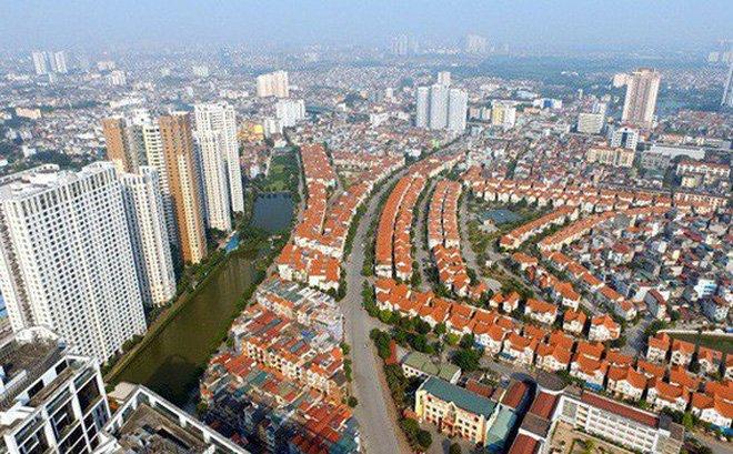 Nhà đất Hà Nội có doanh số thấp nhất 9 năm qua