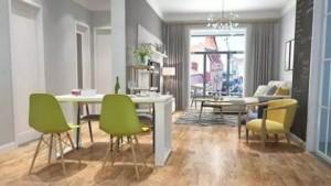 Thiết kế nội thất và cải tạo sàn nhà để làm mới nhà