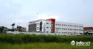 Hàng nghìn m2 đất vàng trung tâm TP Vinh giao cho doanh nghiệp giá bèo