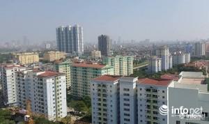 Thị trường bất động sản sắp nguy cơ khủng hoảng