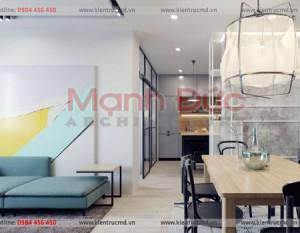Thiết kế nội thất chung cư SUN GRAND CITY ANCORA  – TP. Hà Nội