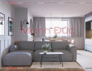 Thiết kế nội thất chung cư Park Hill – Nơi hội tụ phồn hoa