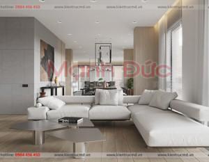 Thiết kế căn hộ chung cư Vinhomes Central Park – Anh Tùng