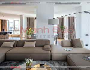 Thiết kế nội thất chung cư Mulberry Lane – Hà Đông – C. Nga
